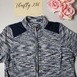 [Charter Club Woman] Zip Up Athletic Jacket